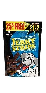 Bacon Jerky Strips