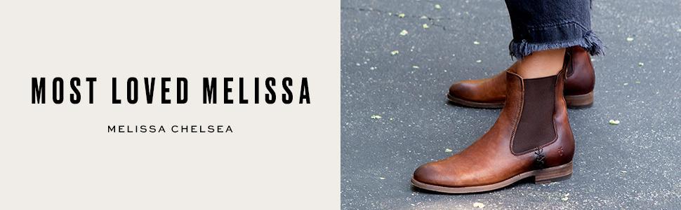 535f82ae2c1 FRYE Women's Melissa Chelsea Boot
