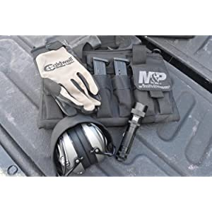 tactical gun case, m&P handgun case, smith and wesson soft gun case, firearm bag, pistol case,