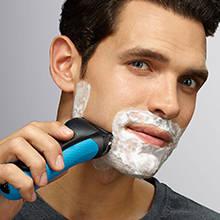 Braun Series 3 Shave&Style Elektrisches Bart Rasierer Set 3010BT