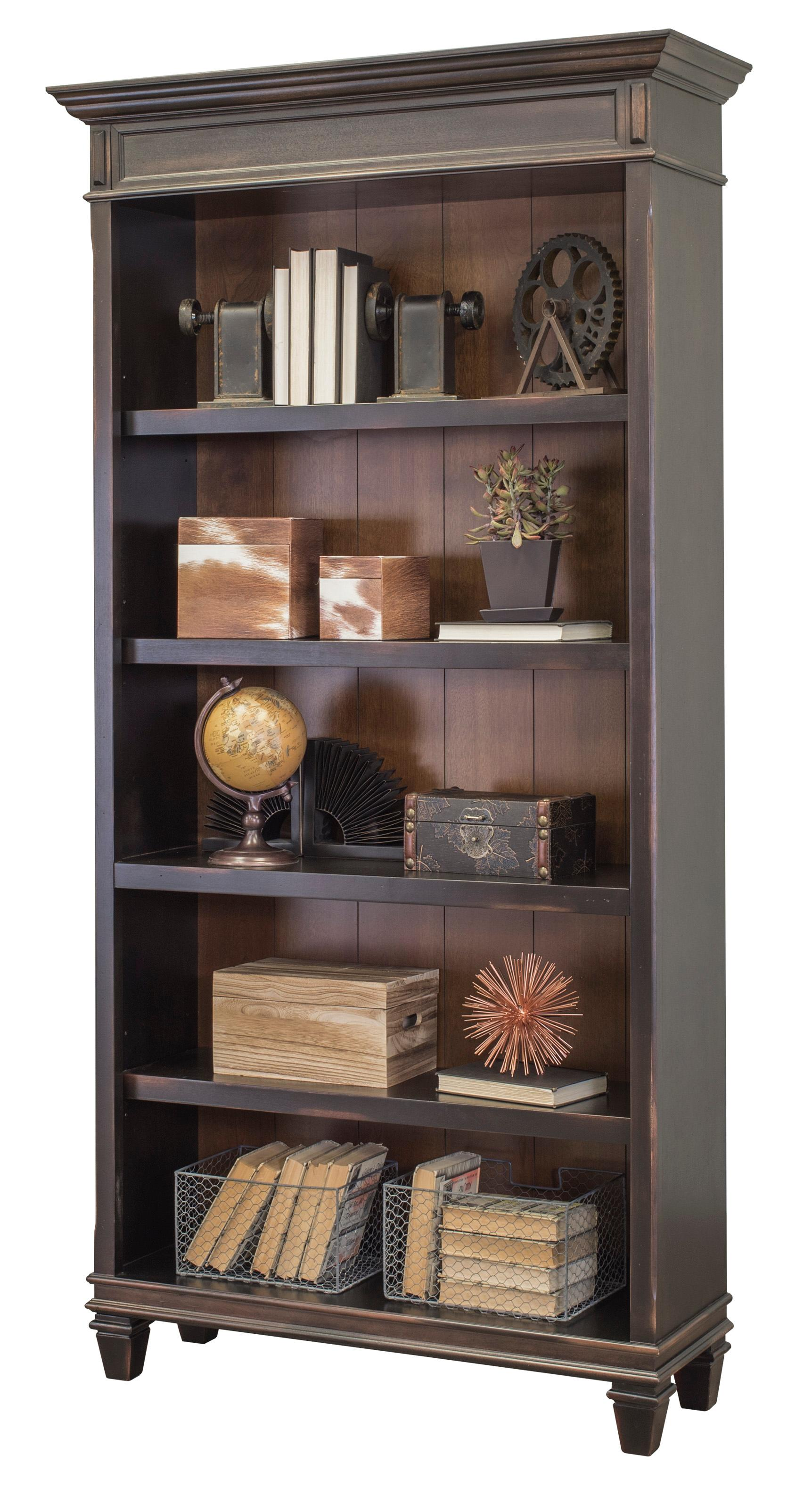 martin furniture hartford l shaped desk brown. Black Bedroom Furniture Sets. Home Design Ideas