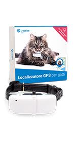 tractive gps tracker for cats localizador para gatos