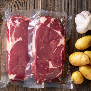 all your food can use vacuum bags and the vacuum sealer