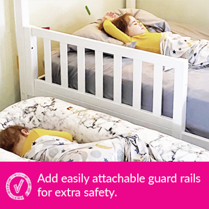 bed guard rail guardrail toddler bed