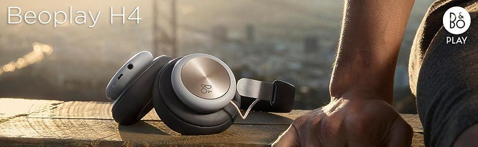 Beoplay H4, H4, B&O PLAY H4, Bang & Olufsen, Drahtlose Kopfhörer, Bluetooth-Kopfhörer
