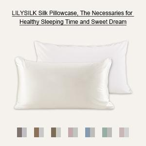 Amazon Com Lilysilk 100 Pure Mulberry Silk Pillowcase For