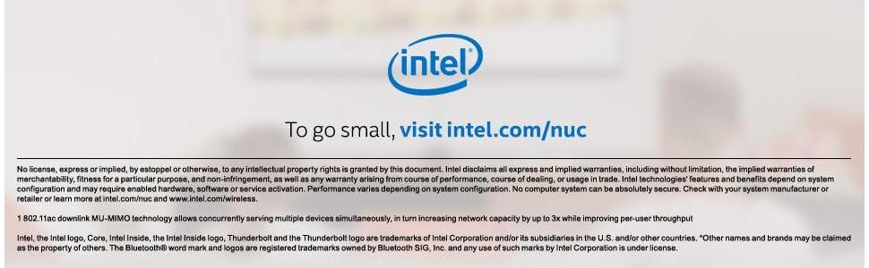 Intel, NUC, i7