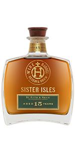 Sister Isles, Ron Reserva 15 Años - 700 ml: Amazon.es ...