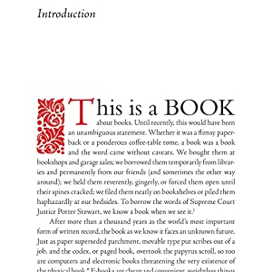 introduction to books