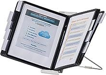 Amazon Com Durable Instaview 10 Panel Desktop Reference