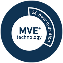 MVE technology patented skincare