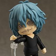 nendoroid, tomura, shigaraki, villain, my hero academia, villain, league, figures, good smile