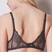 45e168b5e3049 Simone Perele Women s PROMESSE Triangle Bra at Amazon Women s ...