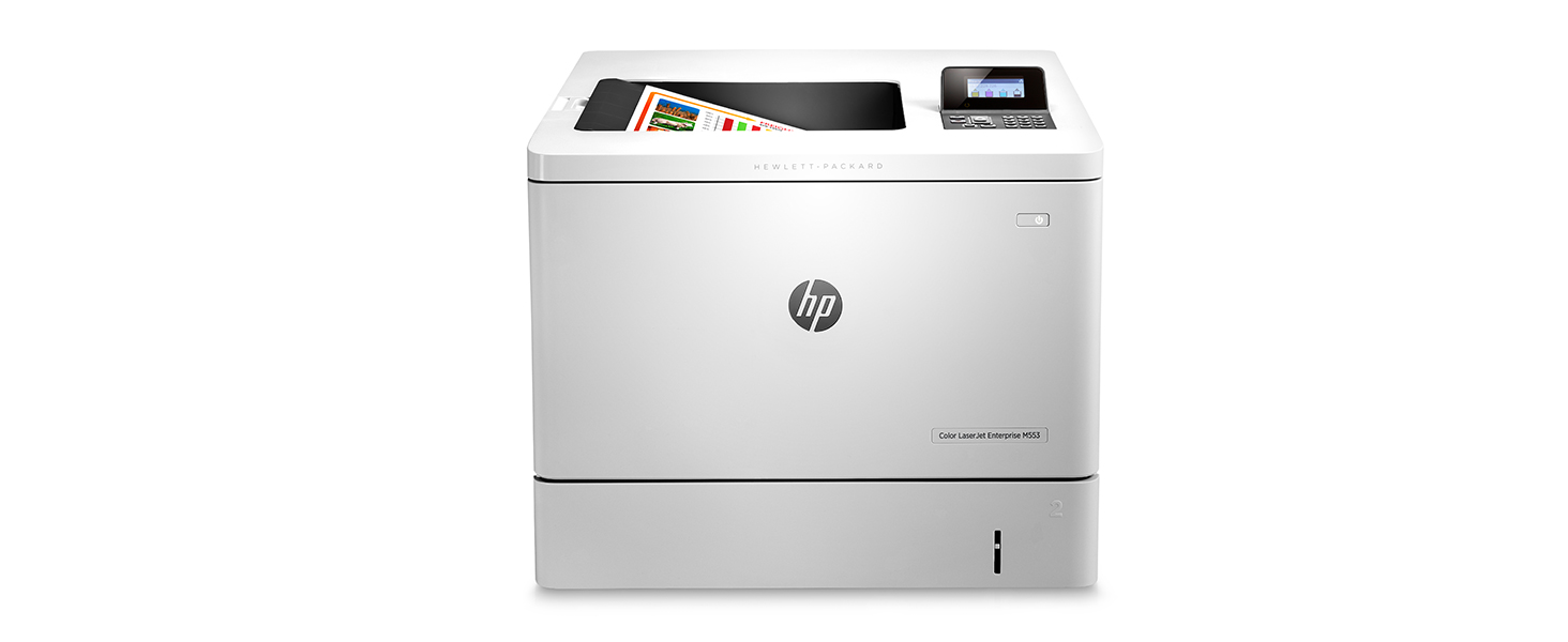 Amazon.com: HP LaserJet Enterprise Impresora láser a ...