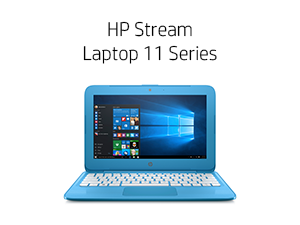 HP Stream Laptop 11 Series