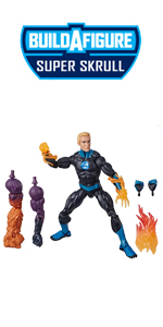 marvel legends series; comics figures; collectible; premium marvel; invisible woman