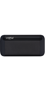 SSD Portable Crucial X8