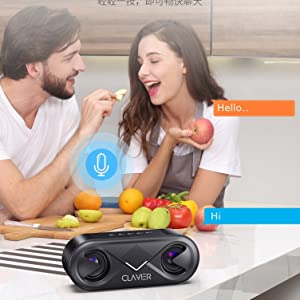 Claiver Bluetooth Speaker