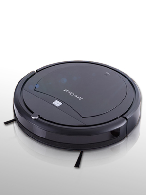 Amazon Com Low Profile Robot Vacuum Cleaner Cleans Pet