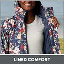 Lined Comfort