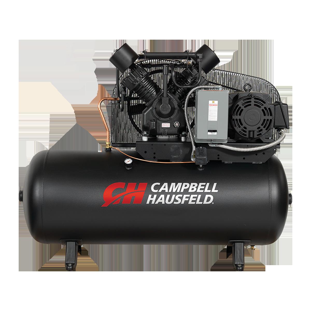 Campbell Hausfeld Air Compressor Motor : Campbell hausfeld air compressor gallon horizontal