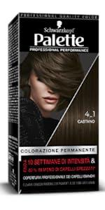 palette base, professional color, colorazione permanente