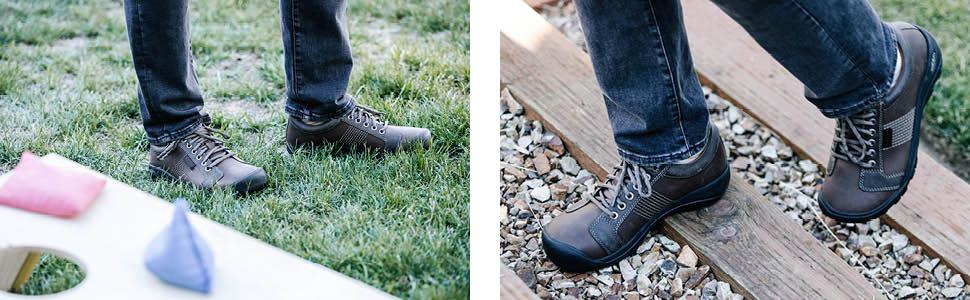 mens austin casual lifestyle sneaker shoe lifestyle