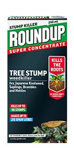 Herbicida superconcentrado Roundup Tree Stump