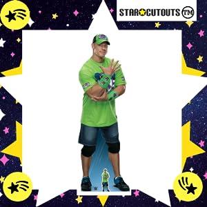 Recortes de estrellas John Cena