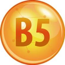 Vitamins B5 & E