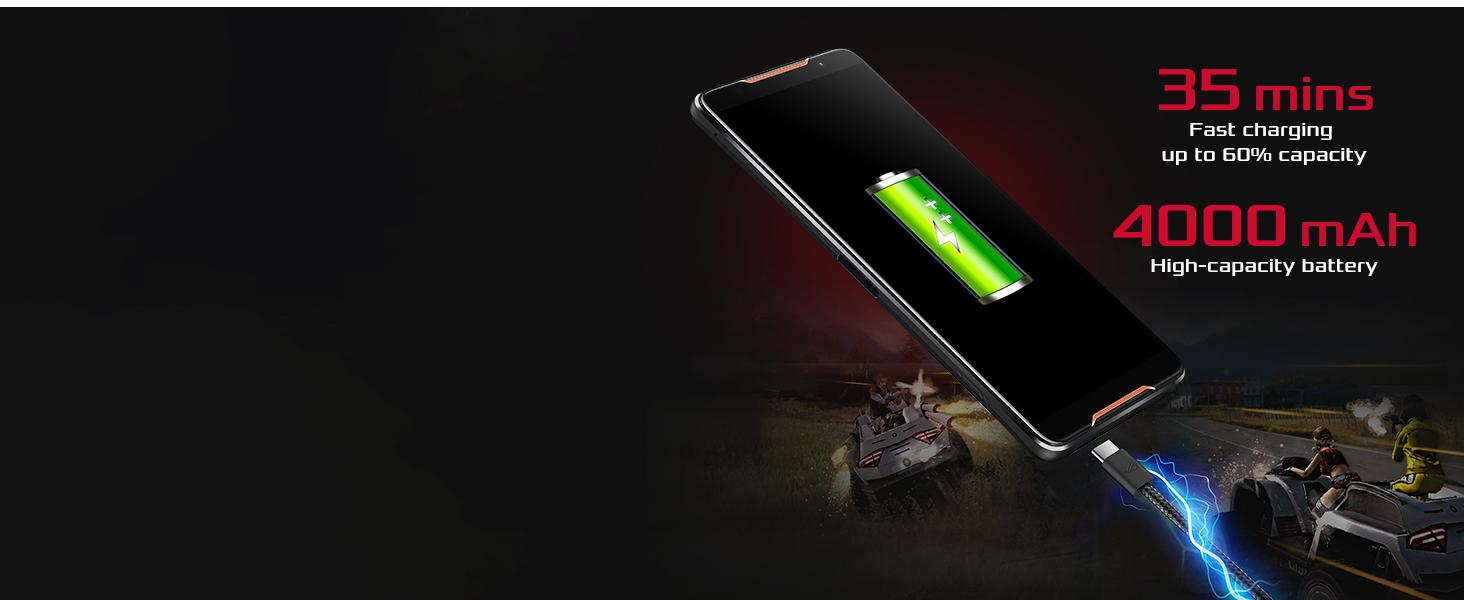 battery life 4000 mah