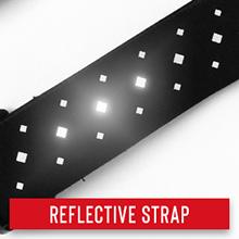reflective strap