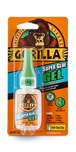 Gorilla Super Lijm Gel 15g