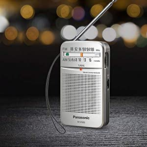 Pocket radio, AM/FM