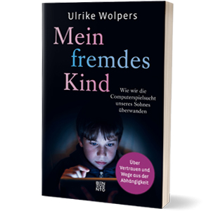 Mein fremdes Kind, Ulrike Wolpers, Computerspielsucht