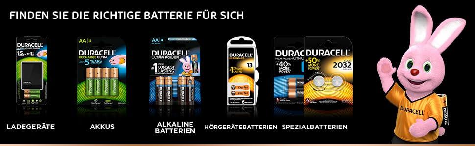 Duracell MN21 Batterie (1 x 2-er Pack)