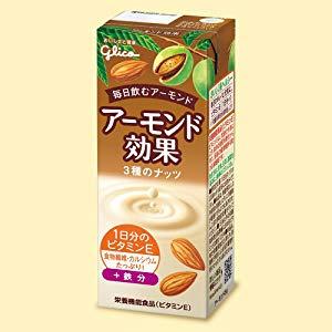 アーモンド効果 3種のナッツの魅力
