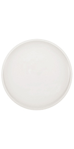 Amazon Com Villeroy Boch Artesano Original Salad Plate 8 5 In White Artesano China Salad Plates