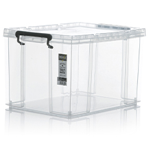 HOUZE - 42L 'STRONG' Box with Secure latch