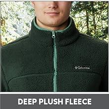 Deep Plush Fleece