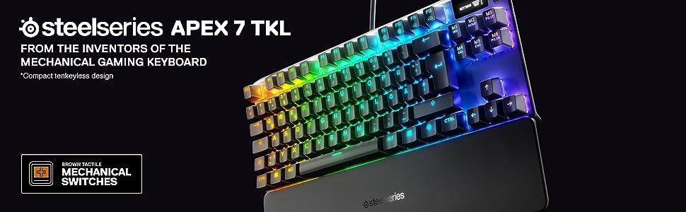 SteelSeries Apex 7 TKL