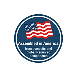 Assembled in America american made usa clipboard saunders domestic plastic hardboard aluminum