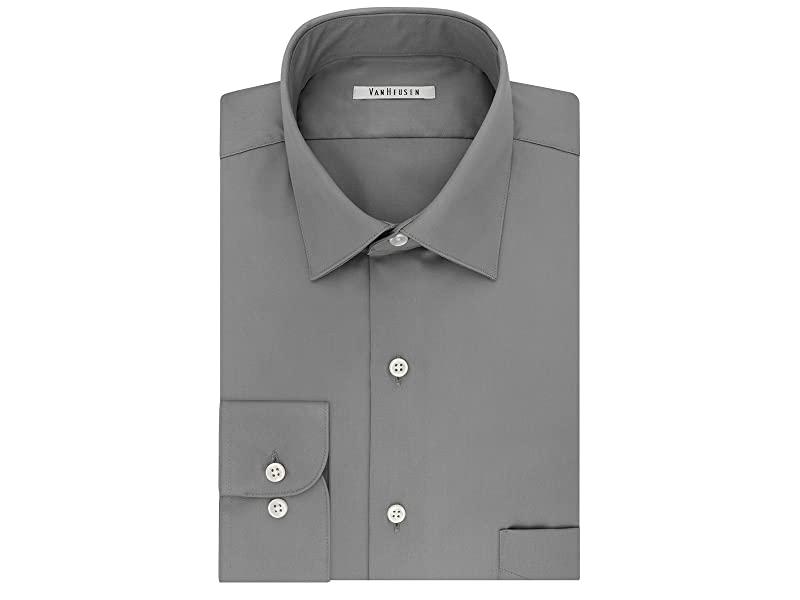 Sateen Button Up Shirt
