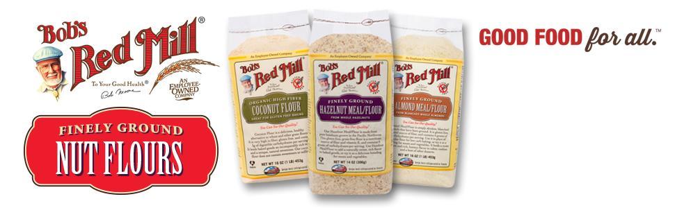 Amazon.com: Bob's Red Mill Super-Fine Almond Flour, 16