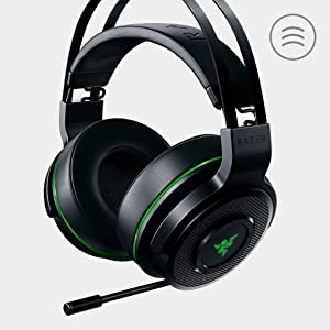 Razer Thresher for Xbox One;Gaming Headset;Console;Xbox One;Microsoft;Wireless