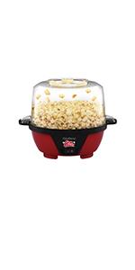 West Bend Stir Crazy 6 Quart Hot Oil Popcorn Popper