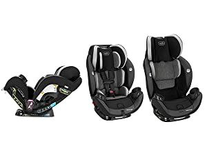EveryStage All-in-One Convertible Car Seat Modes