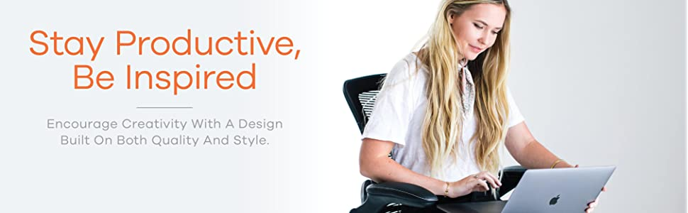 Amazon Com Modway Edge Drafting Chair In Black Vinyl