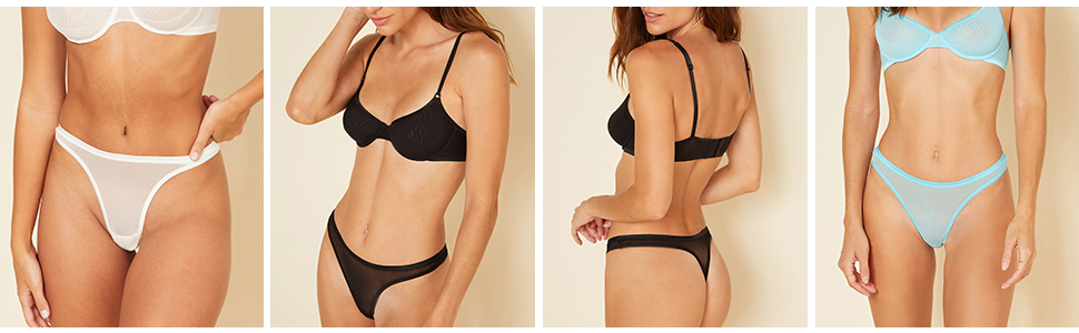 Soire Confidence Classic Thong