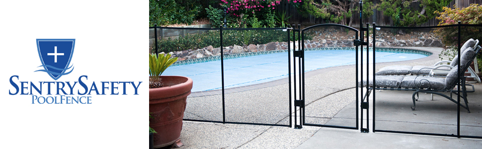 Amazon Com Sentry Safety Diy Pool Fence By Ez Guard 4